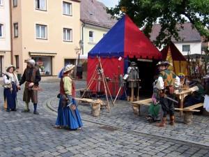 Historische Markttage Aichach