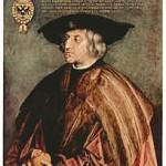 Albrecht Durer-Kaiser Maximilian_1519