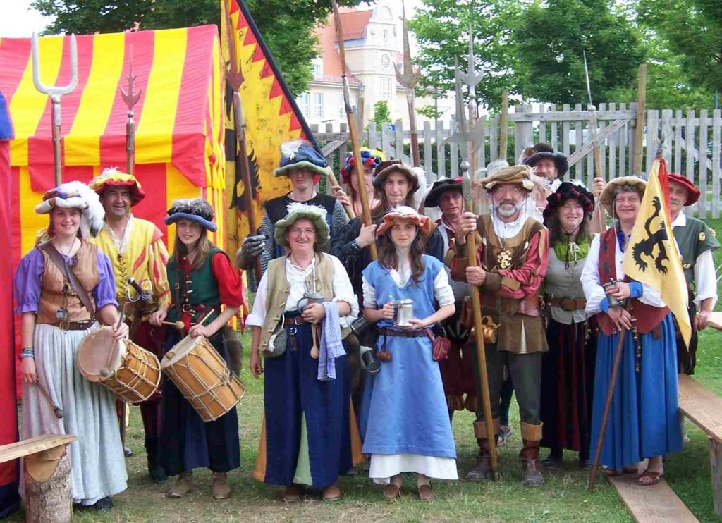 Frundsbergfest 2009