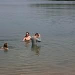 Der Test: Kann man mit Kettenhemd schwimmen?