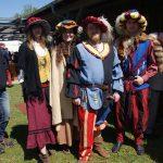 Melly, Sandra, Bene und Miche - bitte lächeln :)