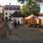 Unser Lager in Nördlingen.